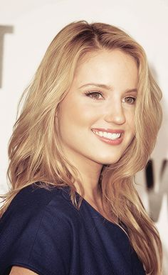 Dianna Agron - I could cut to the part where it curves in under her jaw.  Great colour, too.