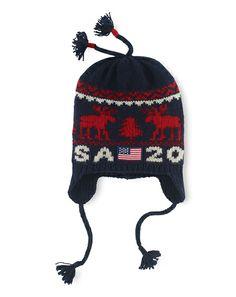 winter olympics 2014. wool hat | Ralph Lauren Makes 2014 Olympics Gear in America; Highlights Dire U.S ...