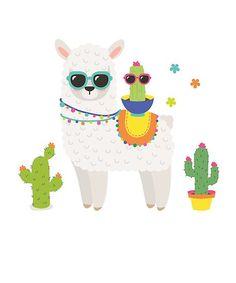 Alpacas, Llama Pictures, Cute Pictures, Wallpaper Iphone Cute, Cute Wallpapers, Alpaca Illustration, Llama Drawing, Llama Arts, Cactus Gifts