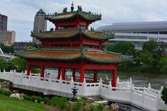 Robert D. Ray Asian Gardens, Des Moines, Iowa