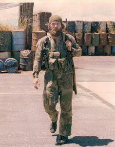 Old school Rhodesian Selous Scout