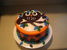 Grandson's first birthday cake