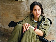 The women in the IDF, make your angels to have charge over these women Lord God of Israel.