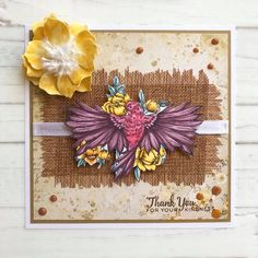 Created by Colleen Tyler using #SpectrumNoir markers #crafterscompanion