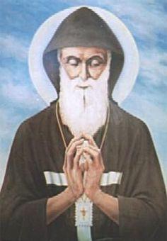 24 juillet fête de saint Charbel * Petite vie de Saint Charbel Le 8 mai 1828 dans un village de la montagne de Beka'kafra, le plus haut village dans le pro