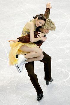 Meryl Davis and Charlie White - ISU Four Continents Figure Skating Championships Day 4