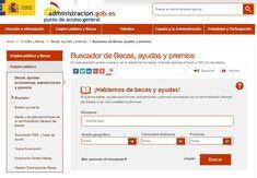 #Buscador de #becas #ayudas y #premios #buscar #search Door Prizes, Studio