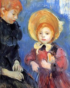 """One of """"les trois grandes dames"""" of Impressionism alongside Marie Bracquemond and Mary Cassatt, French painter Berthe Morisot was a painter and a member of the circle of painters in Paris who became known as the Impressionists. Pierre Auguste Renoir, Edouard Manet, French Impressionist Painters, Impressionist Artists, Mary Cassatt, Camille Pissarro, Edgar Degas, Georges Seurat, Claude Monet"""