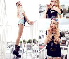 Dreams are necessary to life (by Lina Tesch) http://lookbook.nu/look/3996854-dreams-are-necessary-to-life