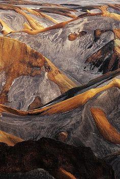 Landmannalaugar, Iceland   by rarecollection.ch