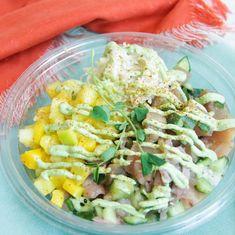 Cobb Salad, Meal Prep, Restaurant, Fresh, Food, Eten, Restaurants, Meals, Dining Room