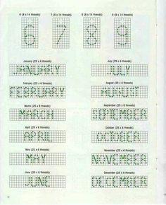 Desk Calendar 3/4