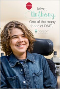 Like most boys with Duchenne muscular dystrophy, Anthony wasn't diagnosed until age 3. Children with DMD are usually wheelchair-dependent by adolescence and their life expectancy is only into their 20s.  Watch Anthony's story and learn how genetic carrier screening can impact families who are affected by this genetic condition.   http://hubs.ly/H046r1g0