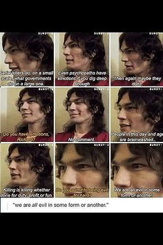 Richard Ramirez Quote