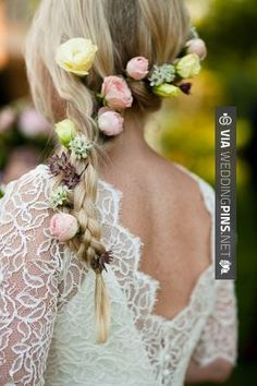 So awesome - Flowers in Hair Bohemian Bridal Ideas | photography by  | floral design by  | event design/styling by | CHECK OUT THESE OTHER SWEET SHOTS OF TASTY Simple Wedding Hair HERE AT WEDDINGPINS.NET | #simpleweddinghair2015 #simpleweddinghair #weddinghairstyles #weddinghair #hair #stylesforlonghair #hairstyles #hair #boda #weddings #weddinginvitations #vows #tradition #nontraditional #events #forweddings #iloveweddings #romance #beauty #planners #fashion #weddingphotos #
