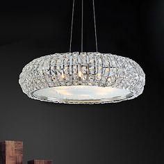 Modern Stylish Delicate 6 Light Pendant In UFO Shape – USD $ 299.99