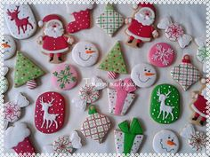 New year cookies | Cookie Connection