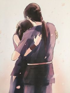 Itachi and Izumi  ----Luz----