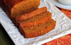 My Favorite Pumpkin Bread