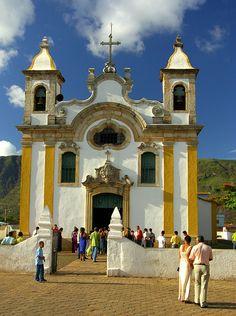 Matriz de Santo Antônio de Ouro Branco - Ouro Branco, Minas Gerais, Brazil