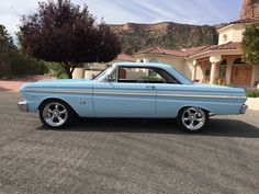1965 Ford Falcon Hardtop Coupe