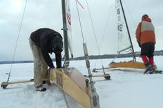 Jack's Journal: Ice Boating - Northern Michigan's News Leader
