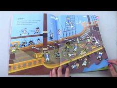 스티커 원더랜드 시리즈 9 해적왕의 보물을 찾아서 : Pirate Sticker Book