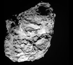 ESA makes an easy-to-view archive of new Rosetta comet images