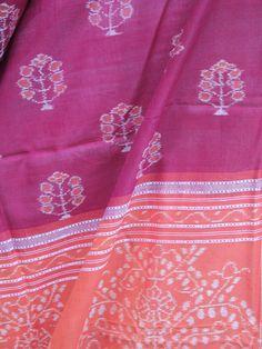 Orissa Ikat Dupatta from www.matkatus.com