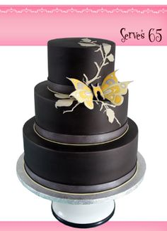 http://www.thegirlwiththemostcake.com/cakes--wedding.html#