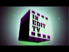 In-Edit.tv becomes real. Cube, Tv, Concerts, Television Set, Television