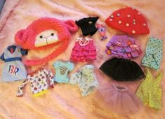 adorable-Blythe-doll-clothes-outfit-lot