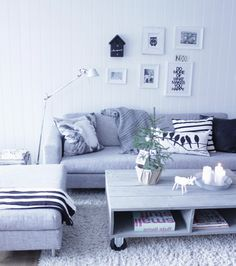 #livingroom...not so white but style is perfect