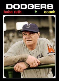 Giants Dodgers, Dodgers Baseball, Baseball Games, Sports Baseball, New York Yankees, Babe Ruth, Cubs Team, Baseball Pictures, Mlb Players