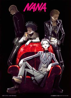 Nana is one of the best anime definitely recommend it!