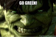 Midweek Memes: The Hulk & Others Get Their Green On