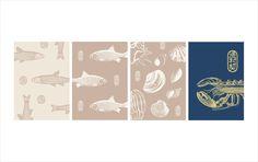 어촌계 브랜드 디자인 - 디지털 아트 · 브랜딩/편집 · 산업 디자인, 디지털 아트, 브랜딩/편집, 산업 디자인, 브랜딩/편집, 산업 디자인