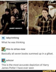 """37 Miscellaneous Memes That'll Put You Into That Weekend Groove - Funny memes that """"GET IT"""" and want you to too. Get the latest funniest memes and keep up what is going on in the meme-o-sphere. Harry James Potter, Harry Potter Puns, Harry Potter Universal, Harry Potter World, Harry Harry, Ravenclaw, Maggie Smith, No Muggles, Draco"""