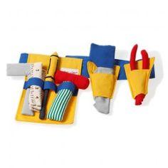 Kinder gereedschapsriem: Bob de bouwer krijgt concurrentie!