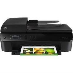 HP OJ 4630 Wireless Color Photo Printer with Scanner, Copier and Fax