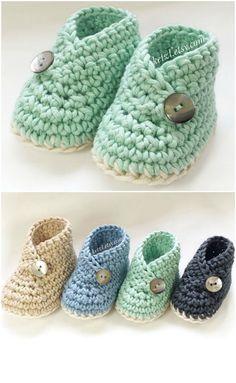 Crochet Kimono Baby Shoes Pattern - WHOot Best Crochet and Knitting Patterns . - Crochet Kimono Baby Shoes Pattern – WHOot Best Crochet and Knitting Patterns - Crochet Baby Boots, Booties Crochet, Crochet Baby Clothes, Crochet Shoes, Crochet Slippers, Newborn Crochet, Crochet Baby Bootie Pattern, Crotchet Baby Shoes, Sewing Clothes
