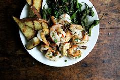 The Fastest Way to a Shrimp Dinner (+ a Perky Green Sauce to Brighten It) on Food52