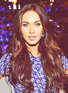 Megan Fox is the queen of the sultry smokey eye! Create with Smokey Eye Collection! http://www.eyeslipsface.com/collections/sets-and-palettes/sets-and-kits/predesigned_smokey_eye_kit