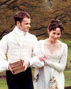 That moment when I saw Mansfield park 1999 en I screamed: 'Wow! He is the look-a-like of Johnny Lee Miller!' That awkward moment, when someone told me it IS Johnny Lee Miller.