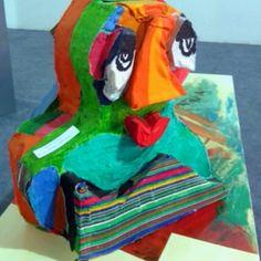 Escultura Pancha Núñez
