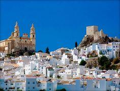 2 Noches en pareja y desayunos en Olvera, Cádiz. Descubre la esencia de la ruta los Pueblos Blancos de la mano de El hotel Sierra y Cal 68€