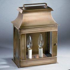 Northeast Lantern Concord 1 Light Outdoor Flush Mount Finish: Antique Brass, Shade Type: Seedy Marine