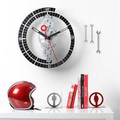 Une horloge design et destructur e horloge pendule deco montre http www - Horloge 60 cm de diametre ...