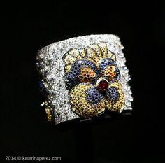 Best Diamond Bracelets  : Gianpiero Bodino via @katerina_perez