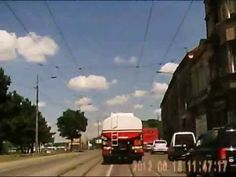 Street View: Projekat Lesly @ Who the hell is...?/ POV driving Belgrade ...
